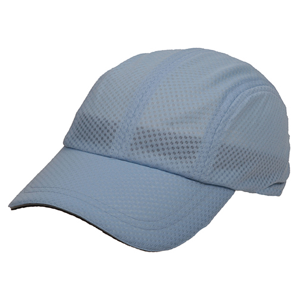 4 Panel Athletic Mesh Cap- Blue - Hats and Caps Online Shop - Hip Head Gear