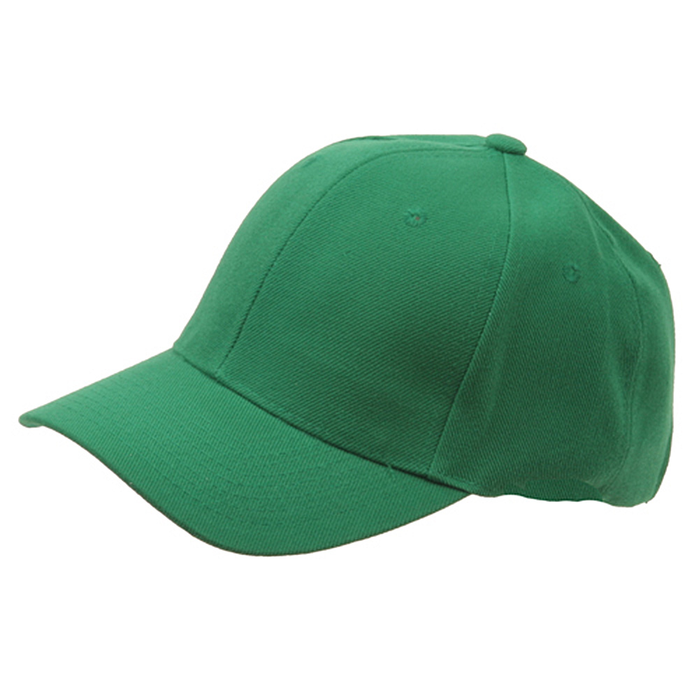 Brushed Cap - Kelly - Hats and Caps Online Shop - Hip Head Gear