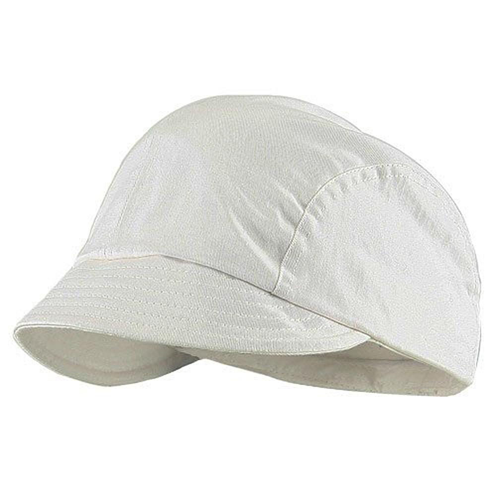 Cotton Cap - White - Hats and Caps Online Shop - Hip Head Gear
