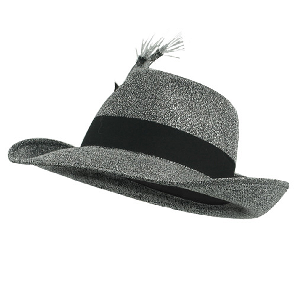Big Daddy Martini Hat - Silver - Hats and Caps Online Shop - Hip Head Gear