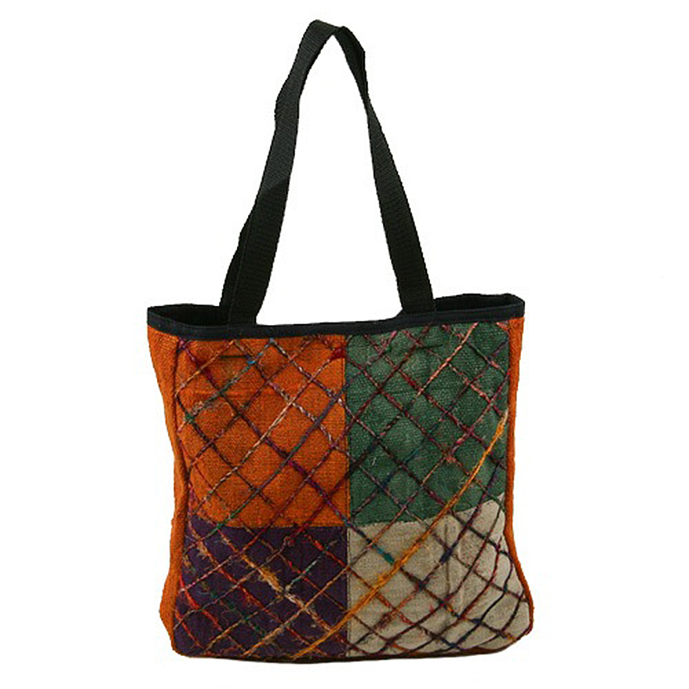 Multi Colored Tote