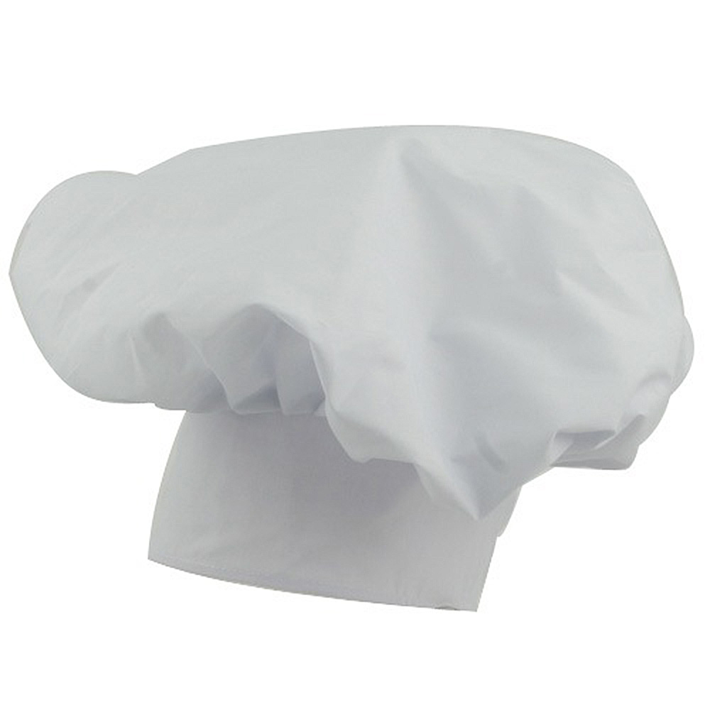 Big Chef Hat - White - Hats and Caps Online Shop - Hip Head Gear