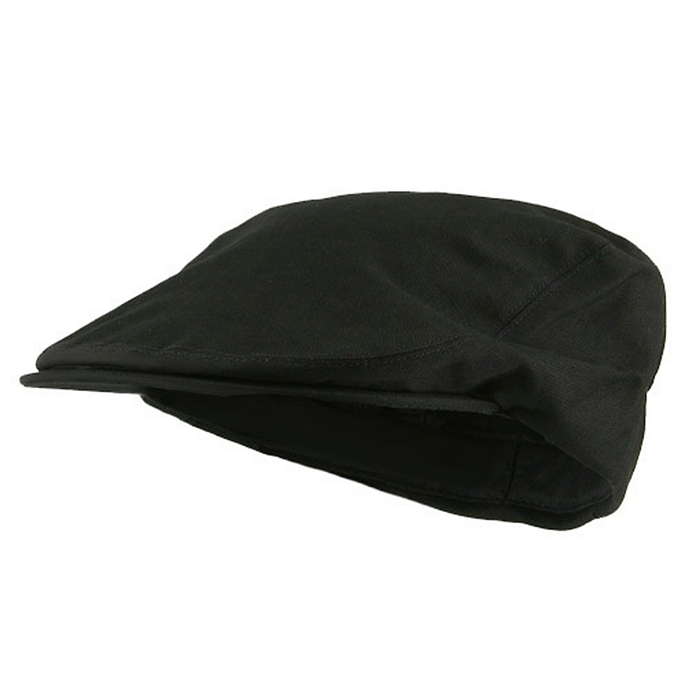 New Cotton Ivy Cap - Black - Hats and Caps Online Shop - Hip Head Gear