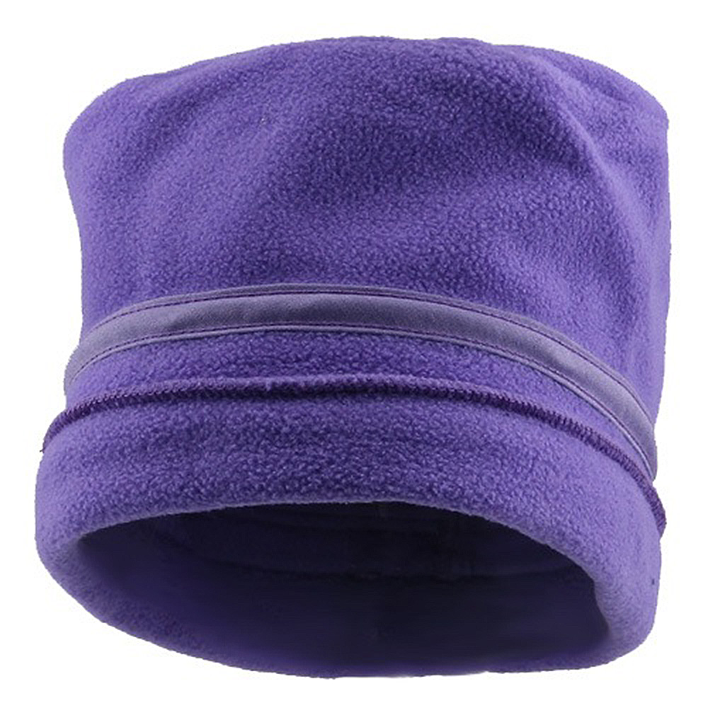 Banded Fleece Winter Cap-Lilac - Hats and Caps Online Shop - Hip Head Gear