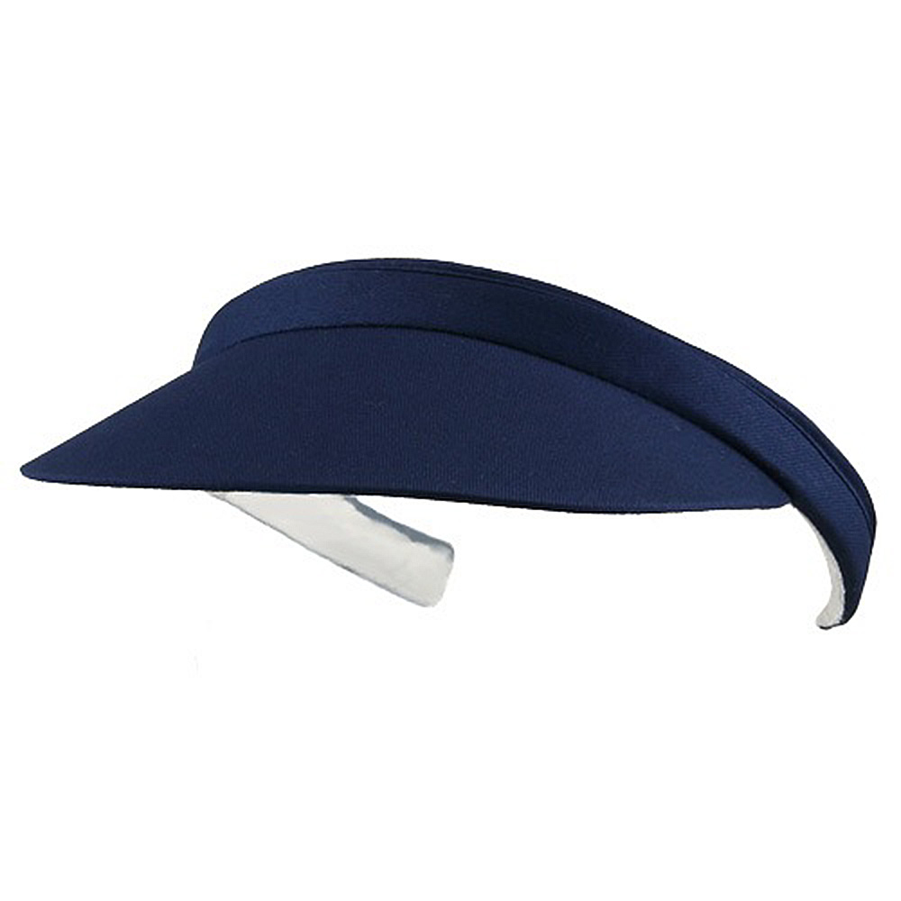 Cotton Small Clip On-Navy - Hats and Caps Online Shop - Hip Head Gear