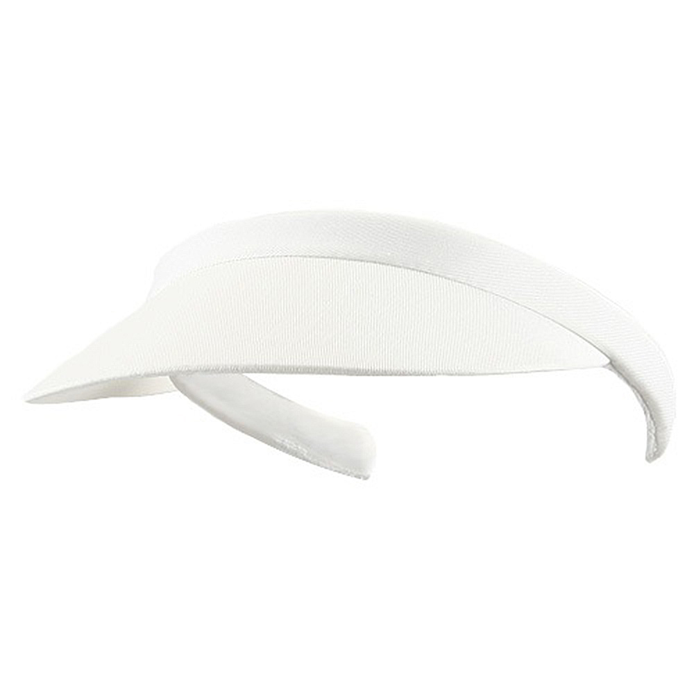 Cotton Small Clip Ons-White - Hats and Caps Online Shop - Hip Head Gear