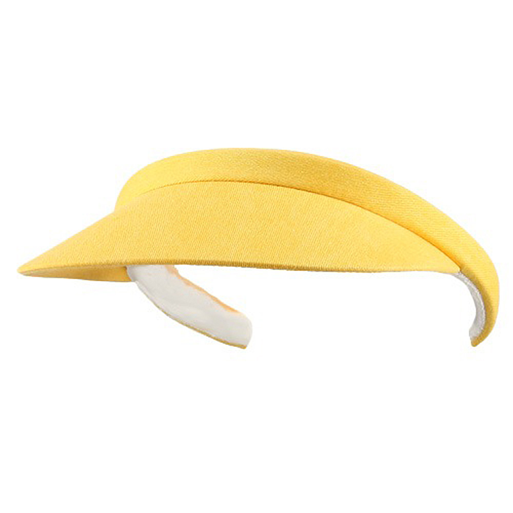 Cotton Small Clip Ons-Lt Yellow - Hats and Caps Online Shop - Hip Head Gear
