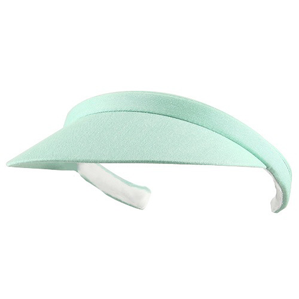 Cotton Small Clip On-Lt Teal - Hats and Caps Online Shop - Hip Head Gear