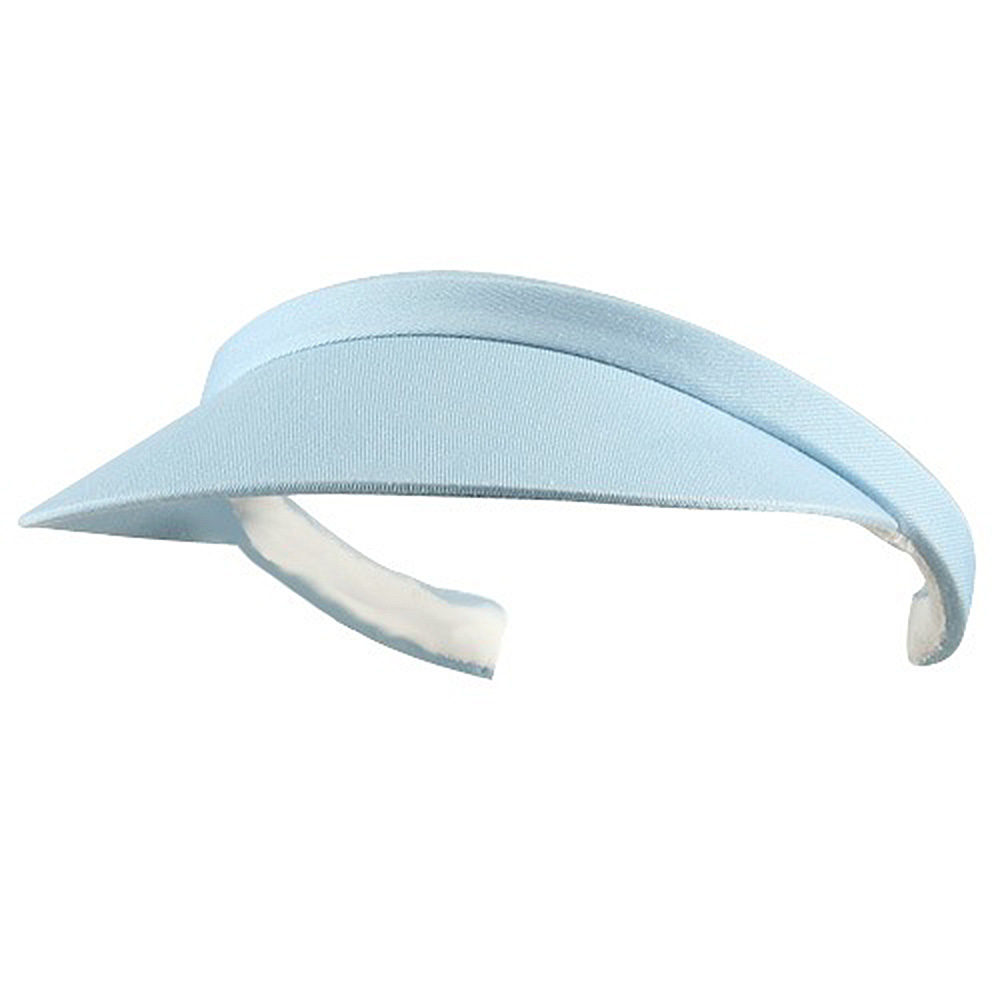 Cotton Small Clip On-Lt Blue - Hats and Caps Online Shop - Hip Head Gear