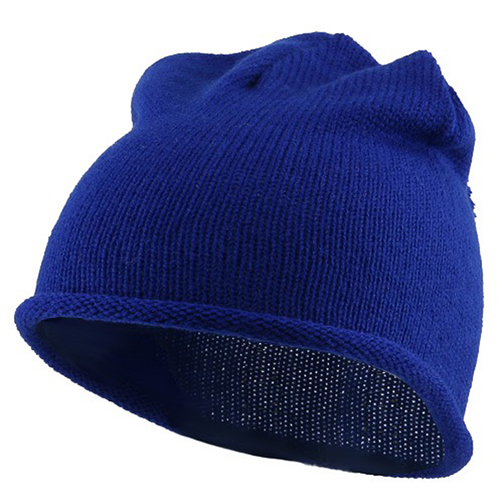 Children Knitting Hat - Royal - Hats and Caps Online Shop - Hip Head Gear