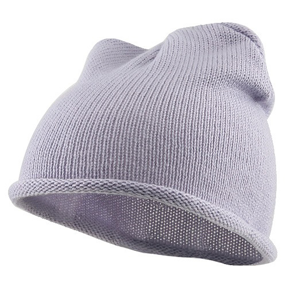 Children Knitting Hat - Light Purple - Hats and Caps Online Shop - Hip Head Gear