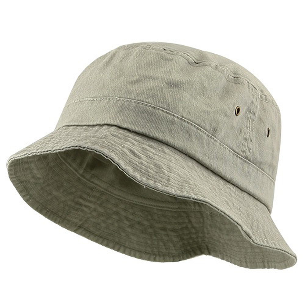 Big Size Washed Hat - Beige - Hats and Caps Online Shop - Hip Head Gear