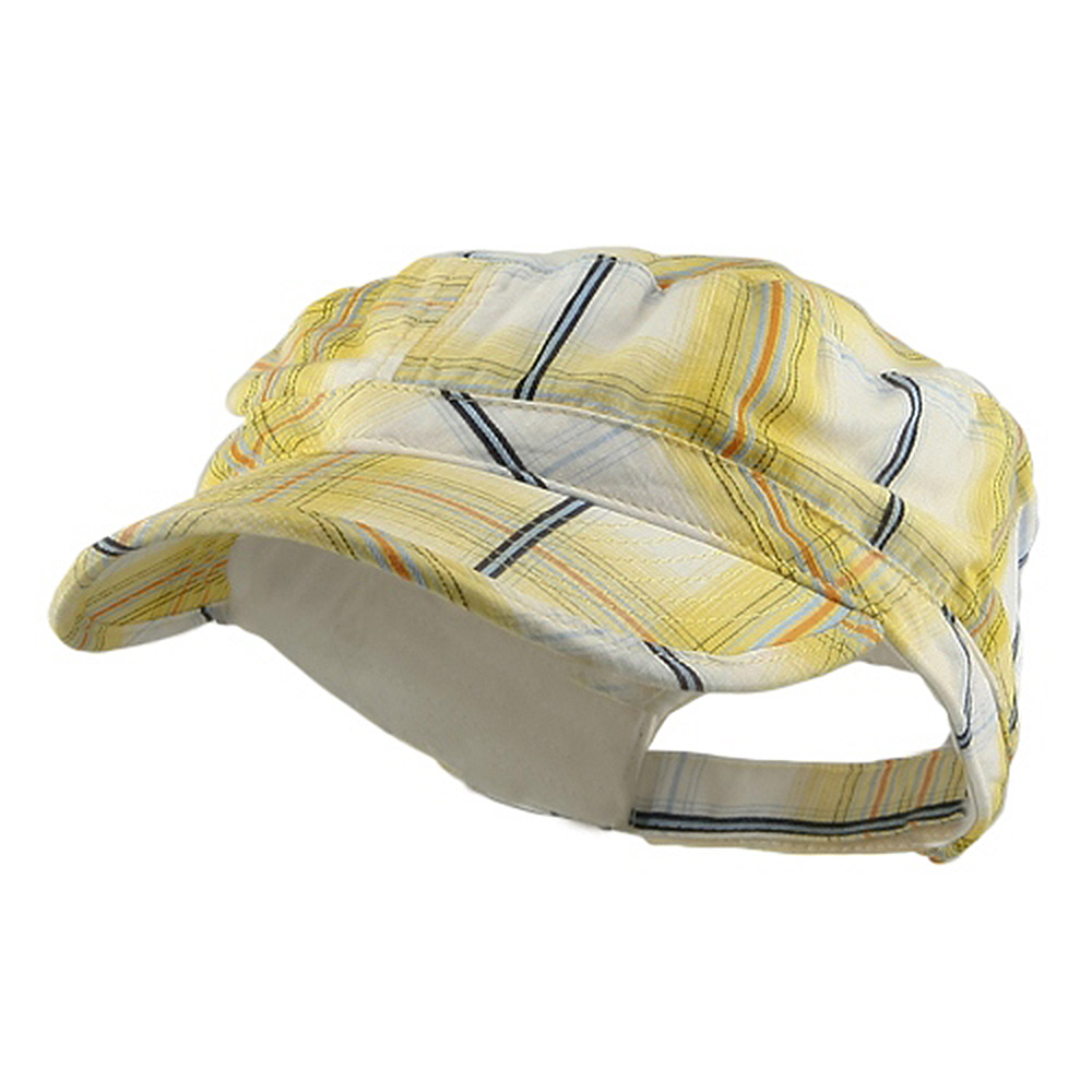 Twill Fashion Engineer Cap-Yellow - Hats and Caps Online Shop - Hip Head Gear
