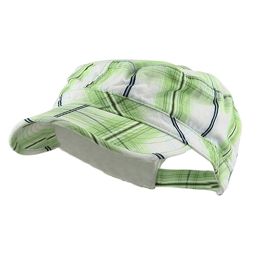 Twill Fashion Engineer Cap-Green - Hats and Caps Online Shop - Hip Head Gear