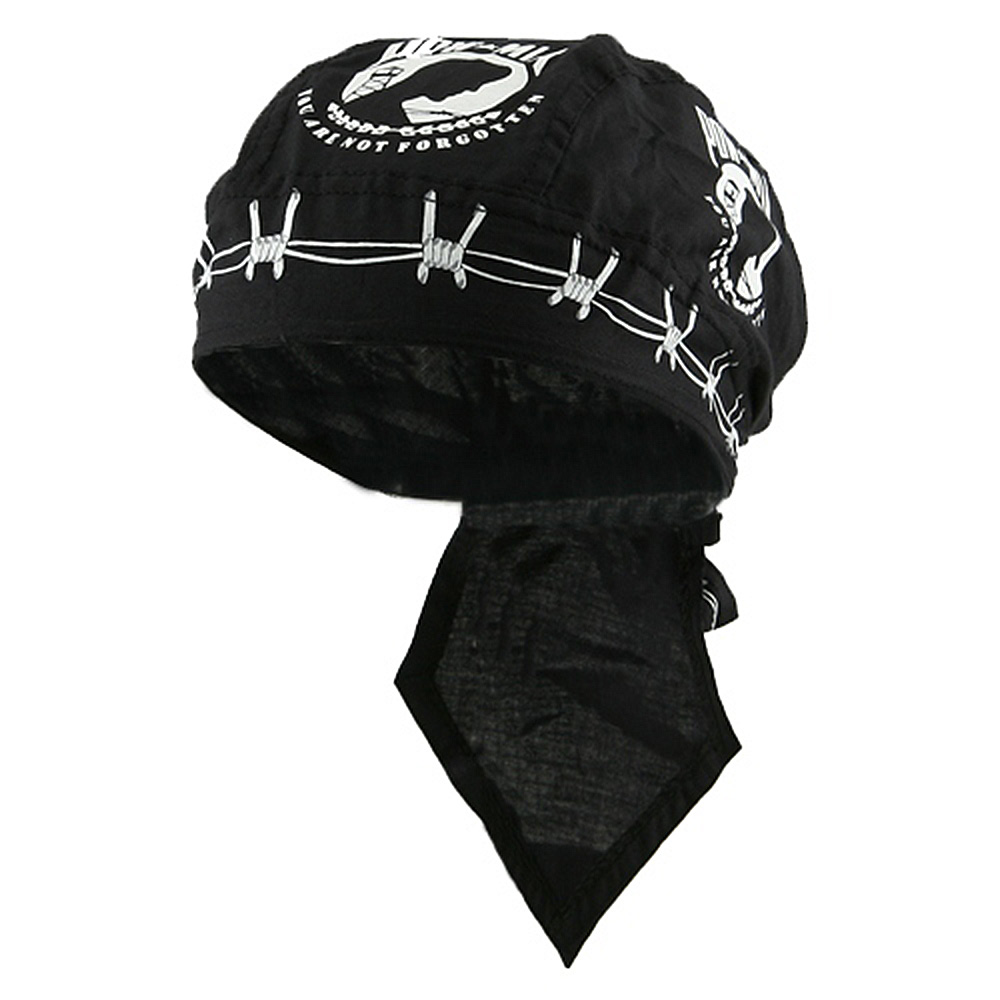 Military Series Headwrap-POW MIA - Hats and Caps Online Shop - Hip Head Gear