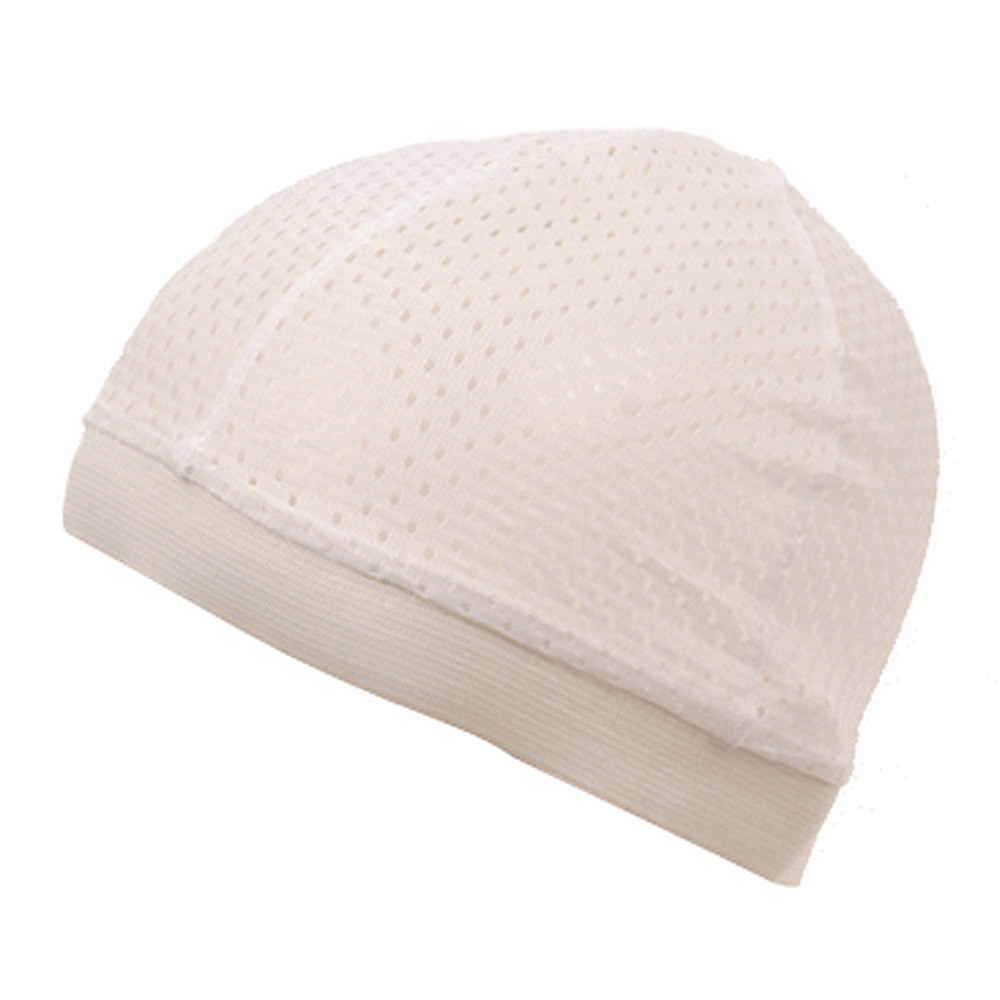 Cool Mesh Dome Cap-White - Hats and Caps Online Shop - Hip Head Gear