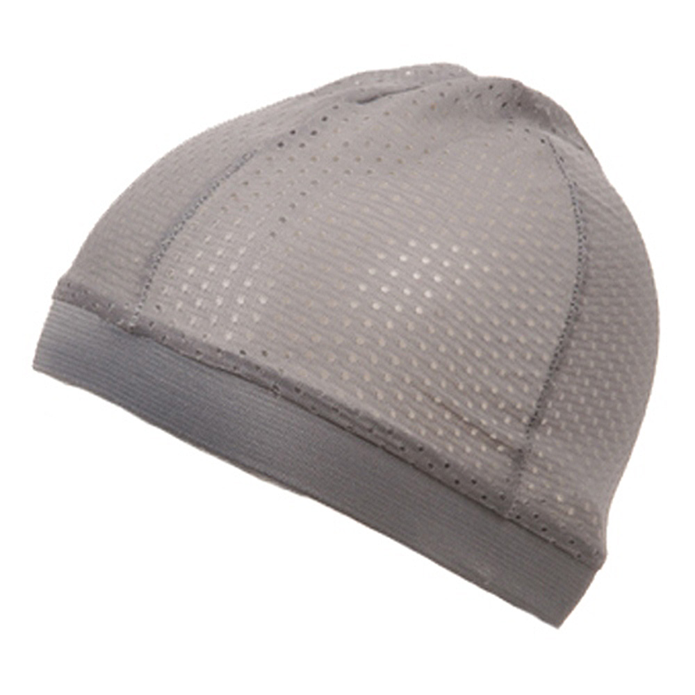 Cool Mesh Dome Cap-Grey - Hats and Caps Online Shop - Hip Head Gear