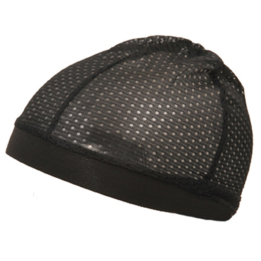 Cool Mesh Dome Cap-Black - Hats and Caps Online Shop - Hip Head Gear
