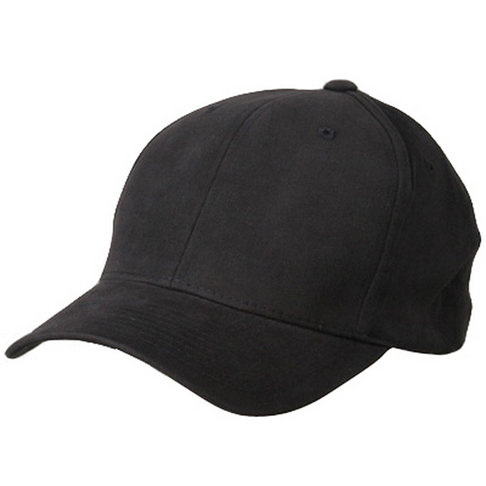 Brushed Cotton Caps (one size)-Charcoal - Hats and Caps Online Shop - Hip Head Gear