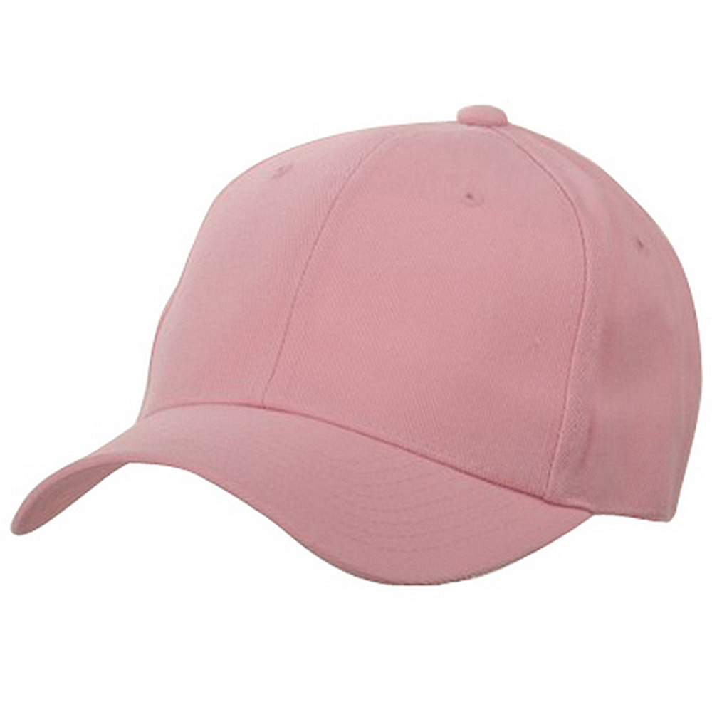 Fitted Cap-Pink - Hats and Caps Online Shop - Hip Head Gear
