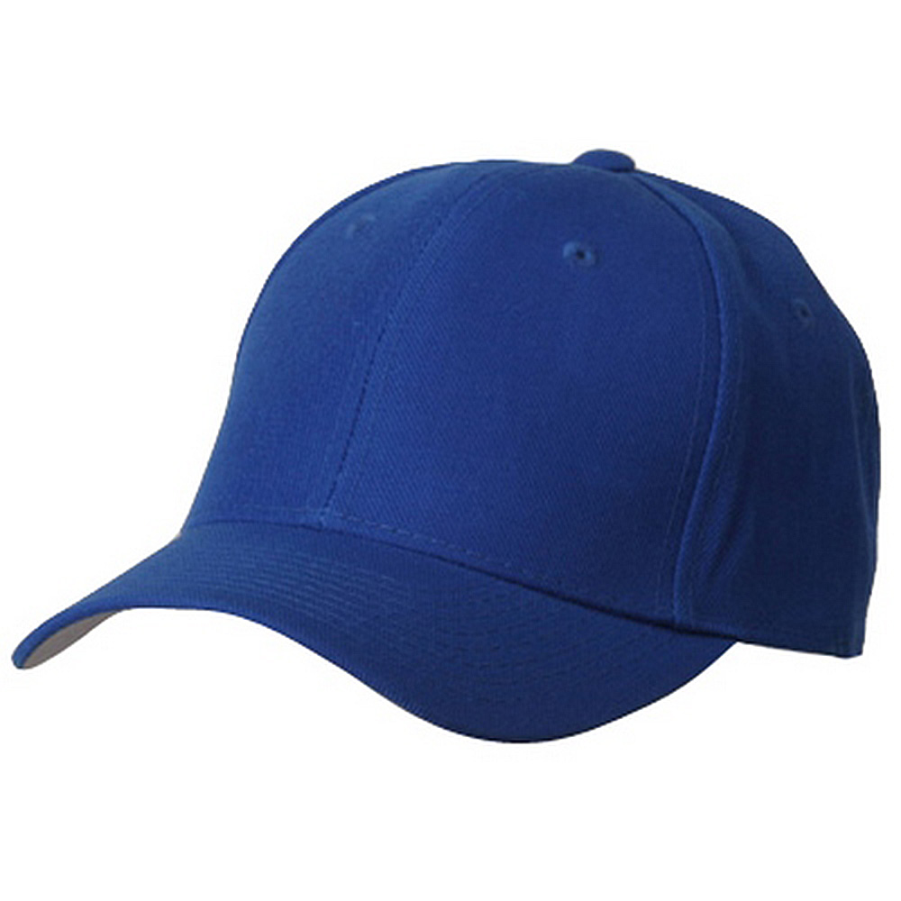 Fitted Cap-Royal Blue - Hats and Caps Online Shop - Hip Head Gear