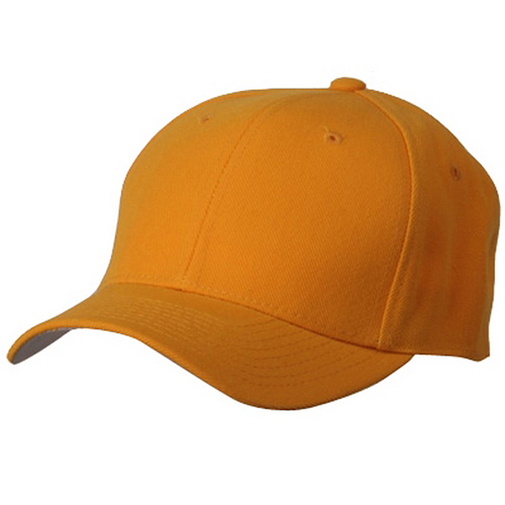Fitted Cap-Yellow - Hats and Caps Online Shop - Hip Head Gear