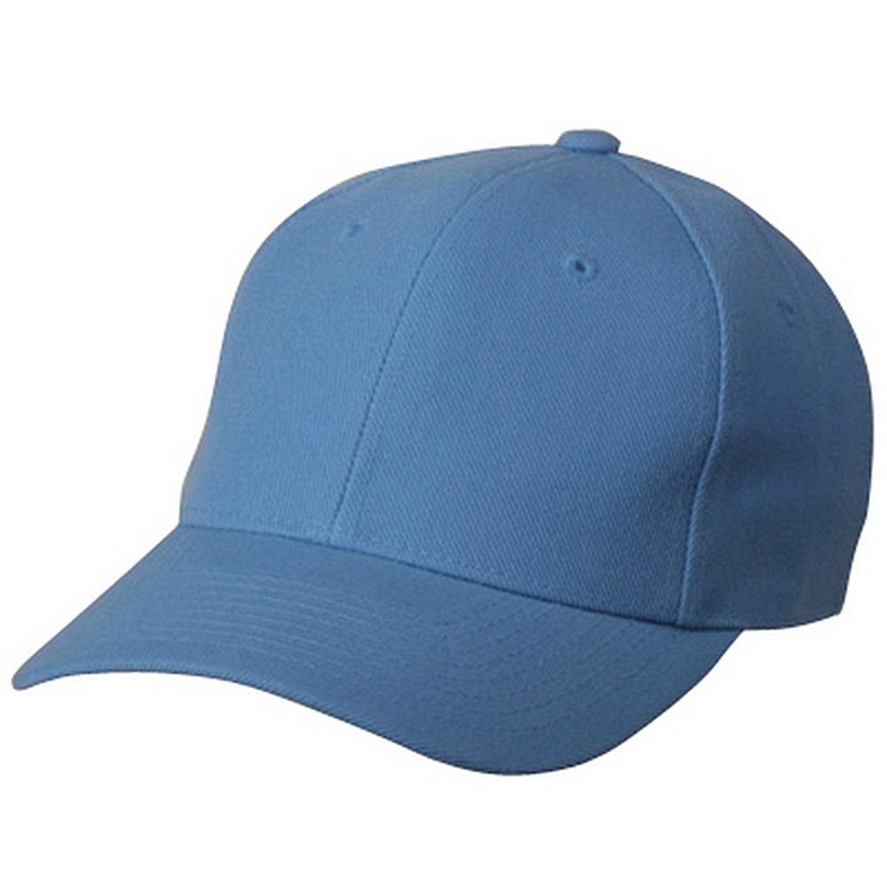 Fitted Cap-Sky Blue - Hats and Caps Online Shop - Hip Head Gear