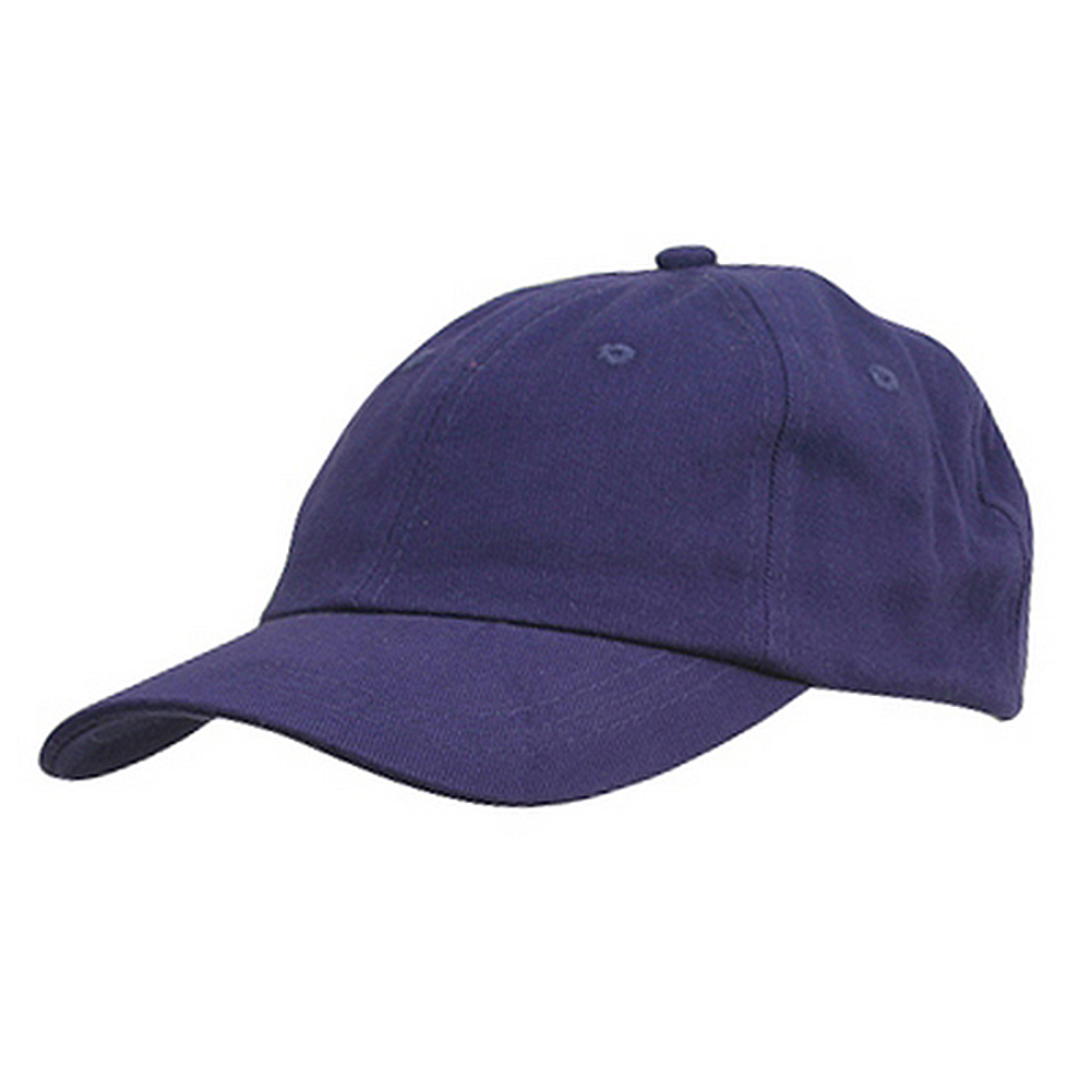 6 Panel Light Cotton Cap / Purple - Hats and Caps Online Shop - Hip Head Gear