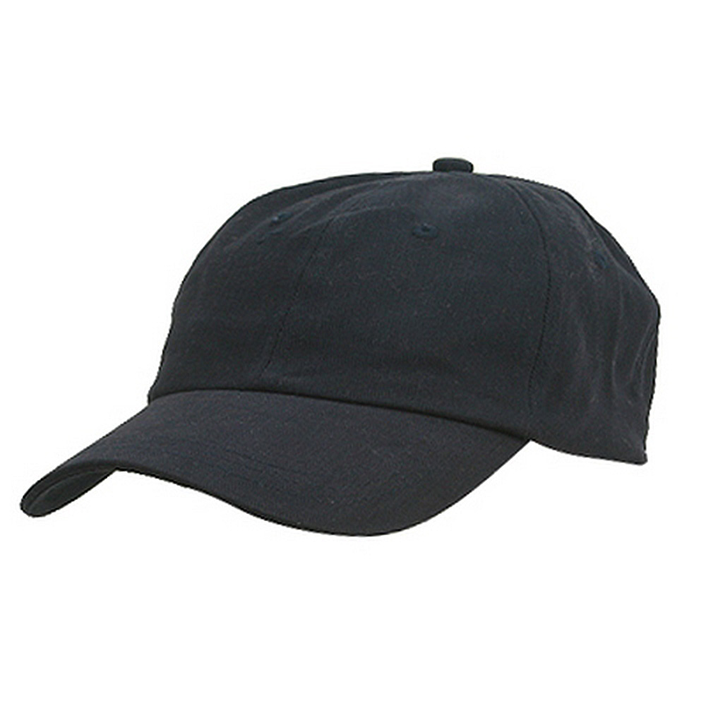 6 Panel Light Cotton Cap / Navy - Hats and Caps Online Shop - Hip Head Gear