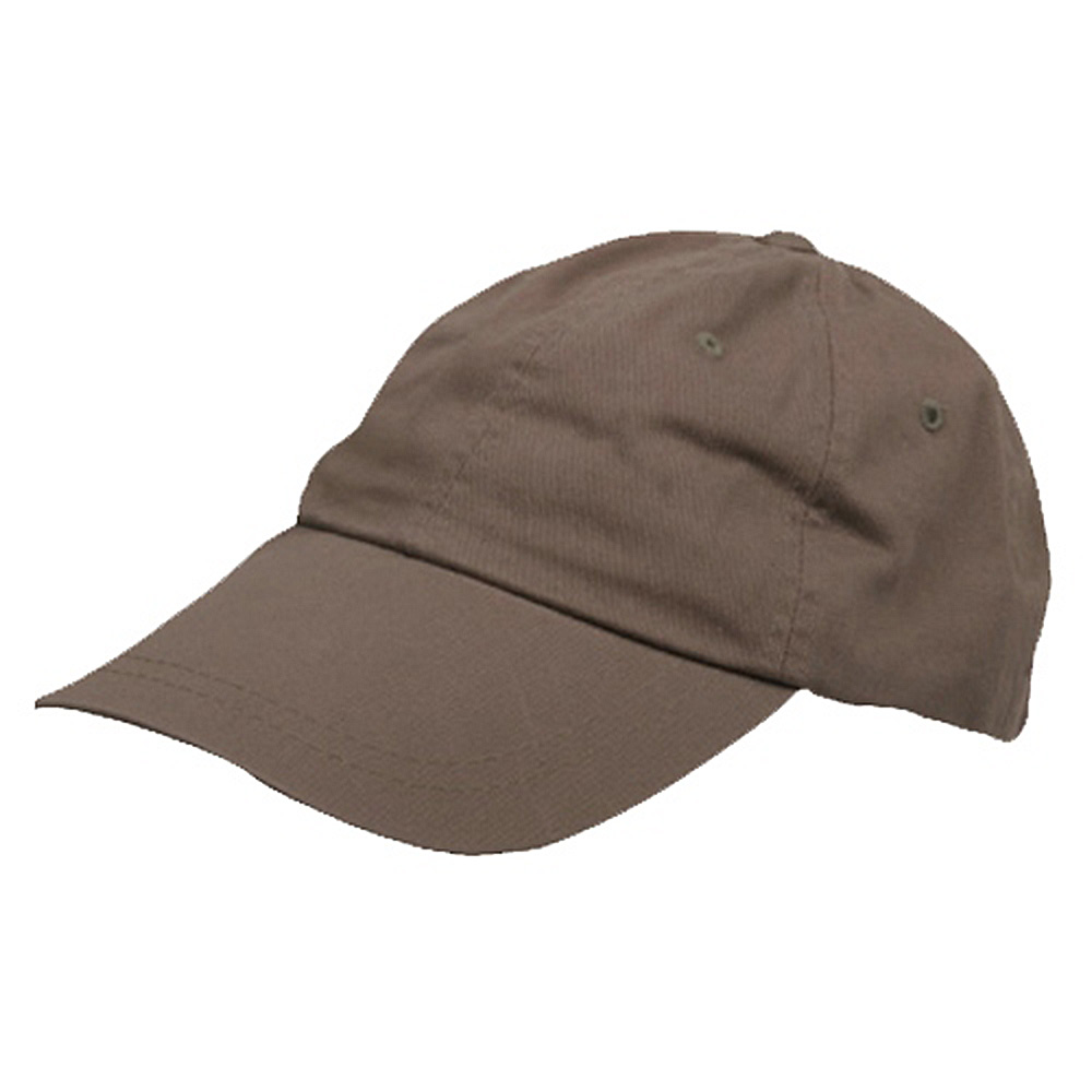 Long Bill Polo Caps-Moss