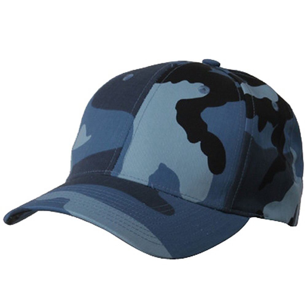 Camouflaged Cap-Sky - Hats and Caps Online Shop - Hip Head Gear