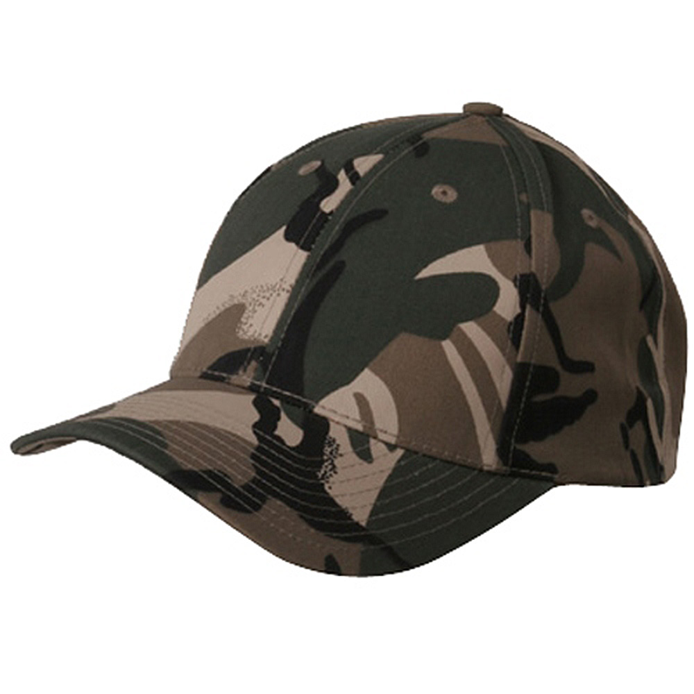 Camouflaged Cap-Safari - Hats and Caps Online Shop - Hip Head Gear