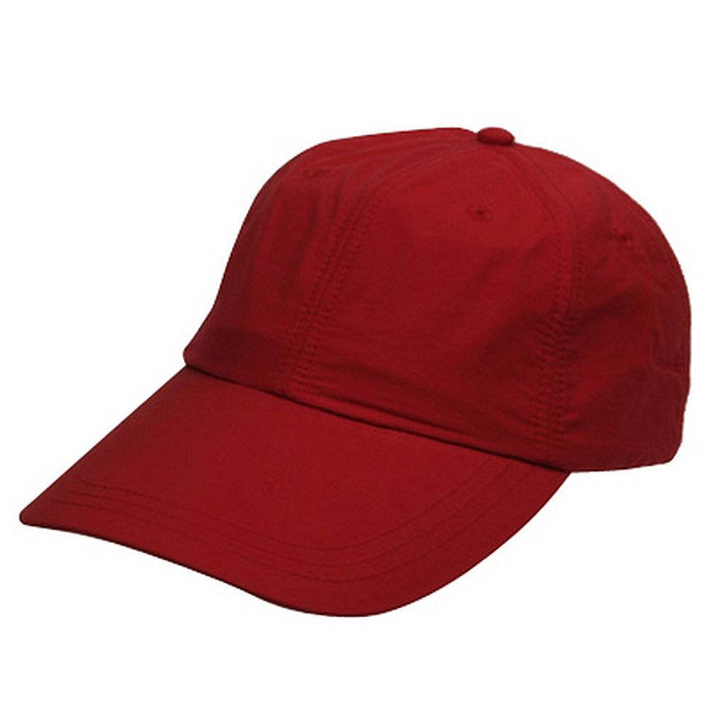 UV 45+ Sunshields Caps-Nautical Red