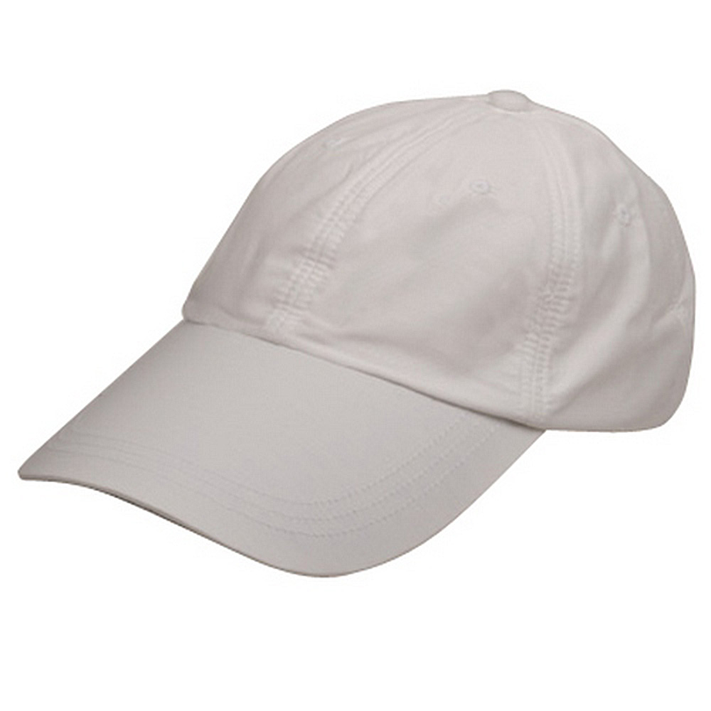 UV 45+ Sunshields Caps-White
