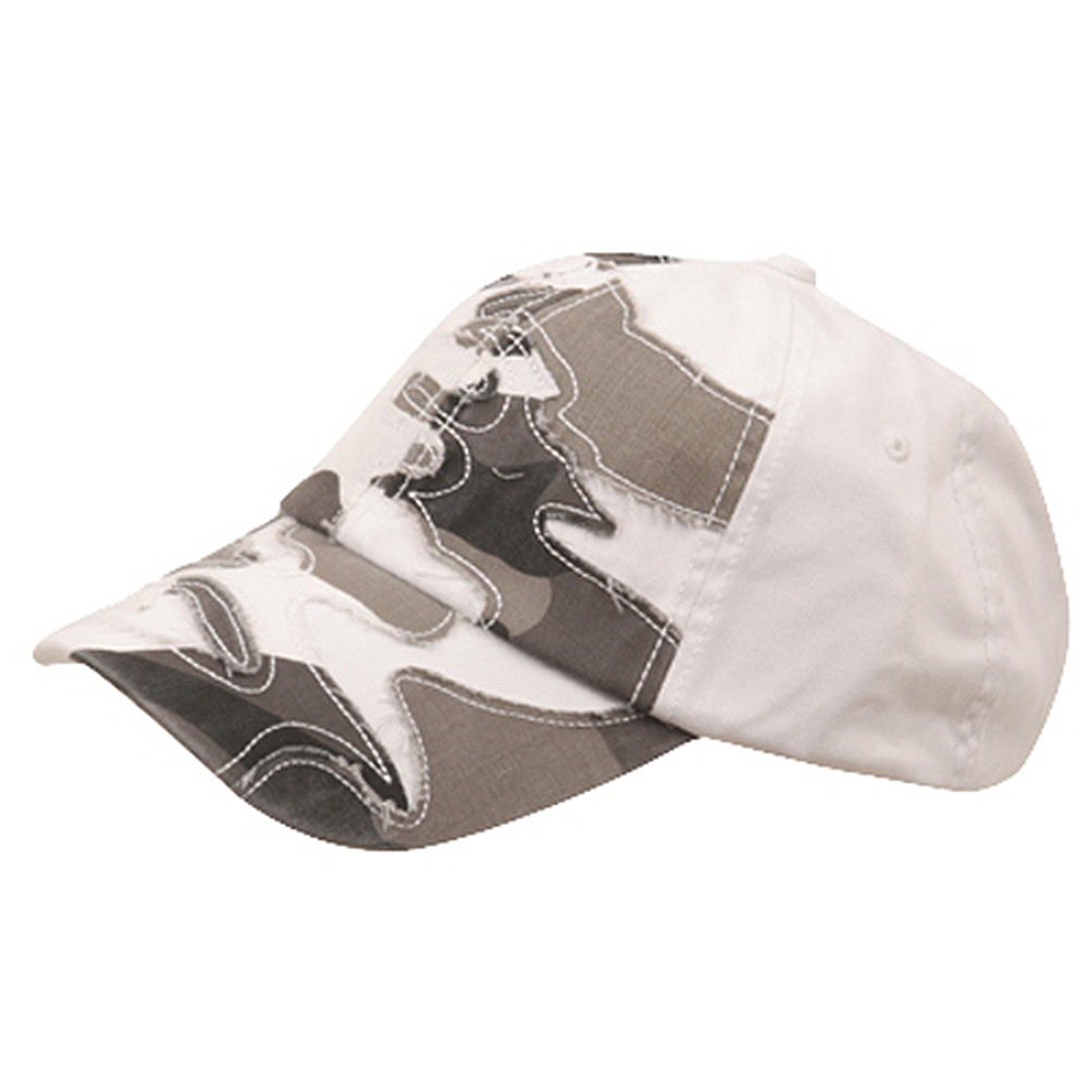 Patched Enzyme Cap-City Camo - Hats and Caps Online Shop - Hip Head Gear