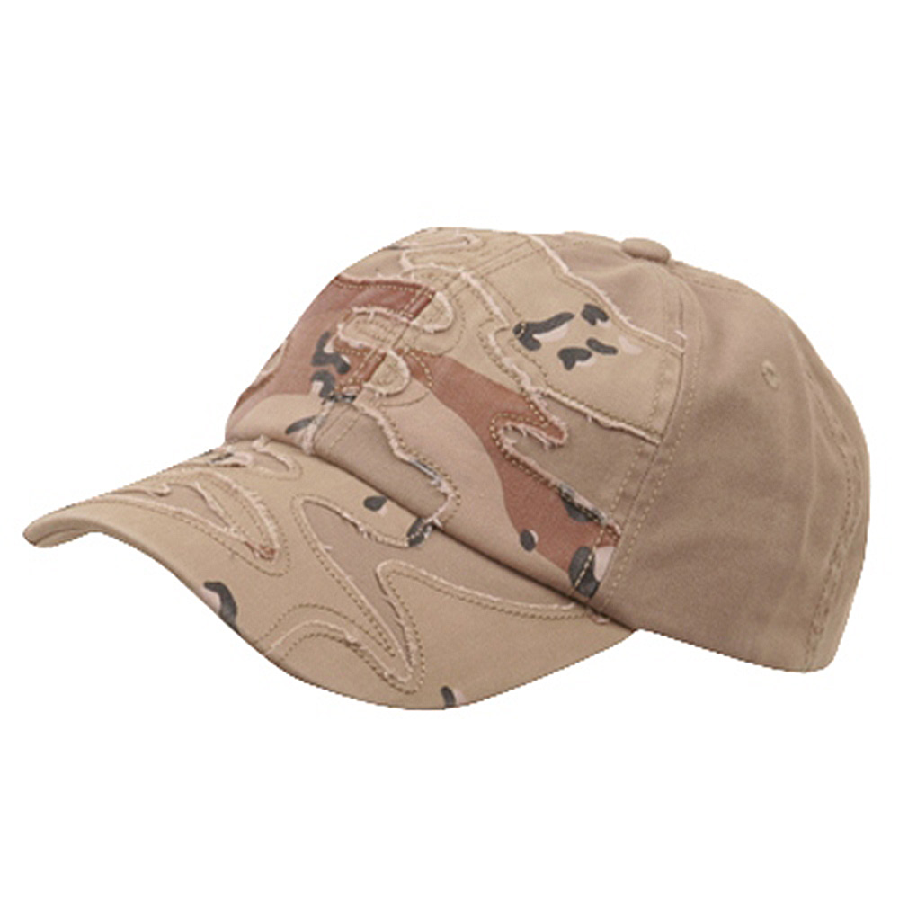 Patched Enzyme Cap-Desert Camo - Hats and Caps Online Shop - Hip Head Gear