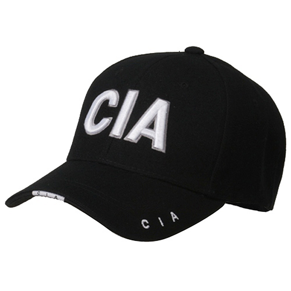 Law And Order Cap-CIA