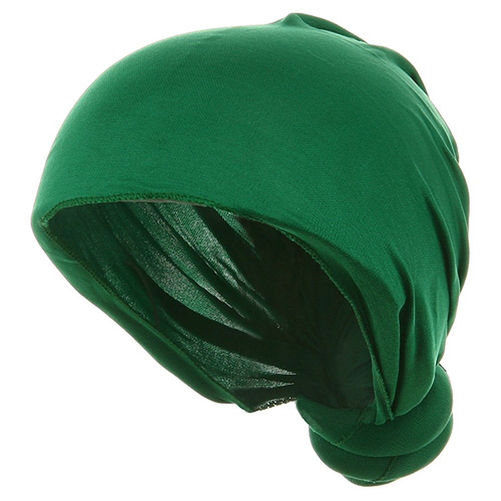 Handmade Knotted Wrap-Green - Hats and Caps Online Shop - Hip Head Gear