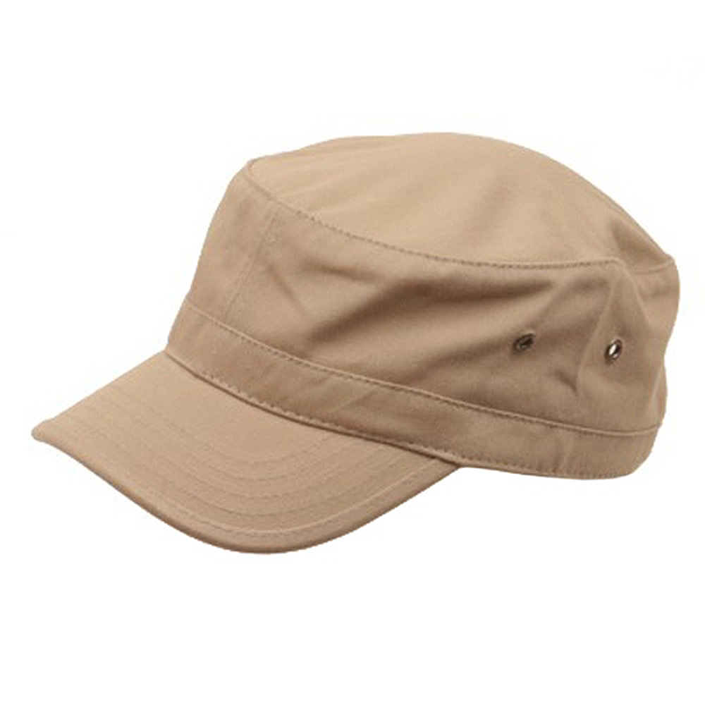 Kid's Trendy Army Cap-Desert - Hats and Caps Online Shop - Hip Head Gear