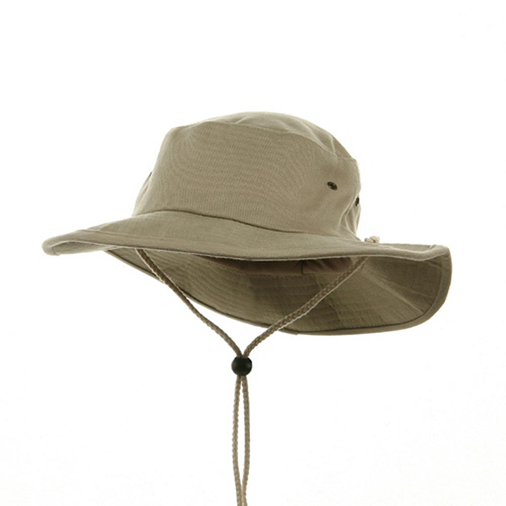 Australian Hat-Khaki - Hats and Caps Online Shop - Hip Head Gear