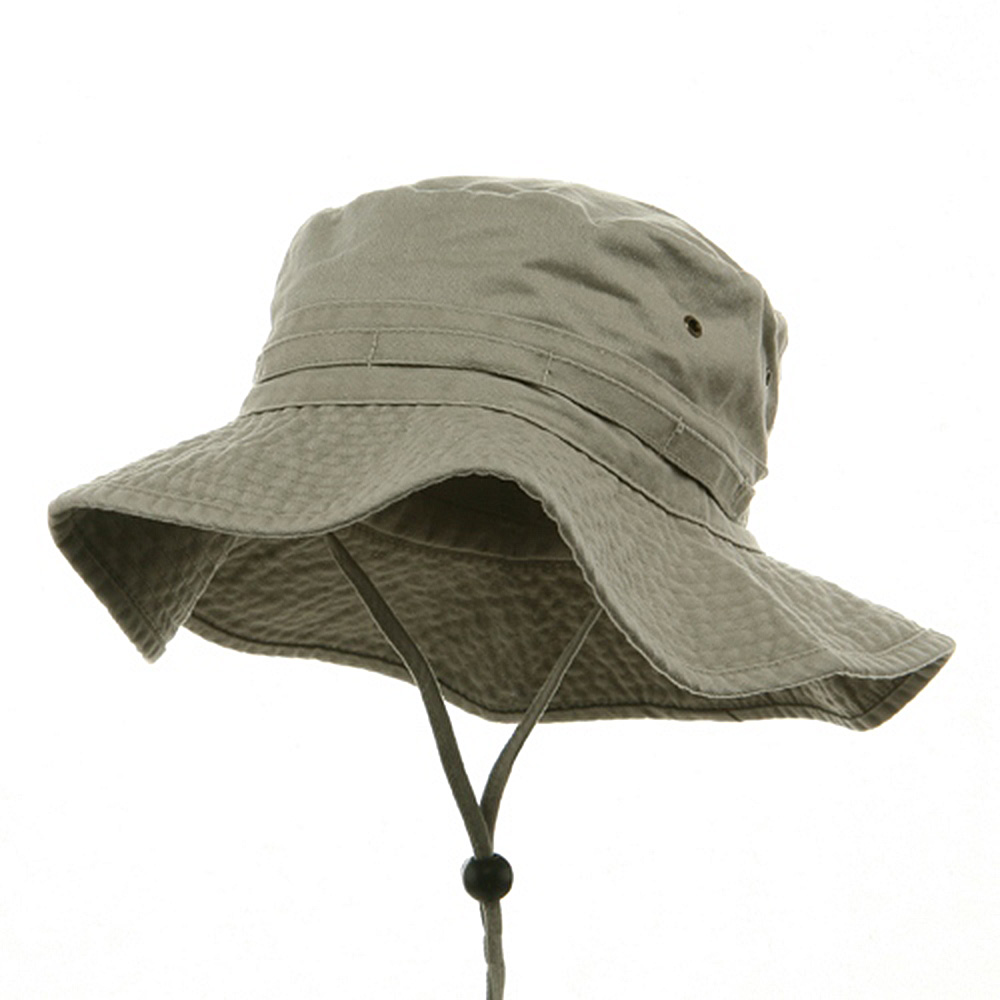 Fishing Hat (02)-Beige - Hats and Caps Online Shop - Hip Head Gear