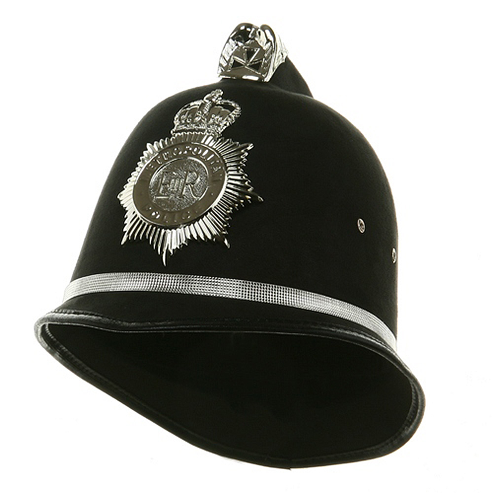 British Bobby Helmet - Black - Hats and Caps Online Shop - Hip Head Gear