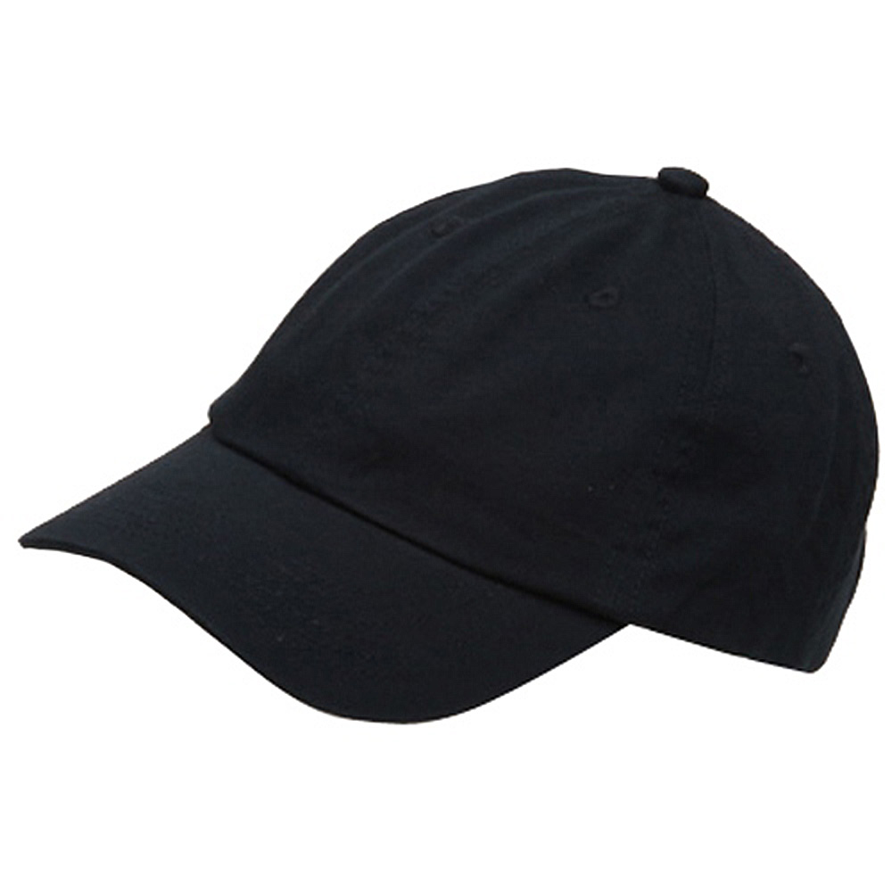 Youth Washed Chino Twill Cap-Navy - Hats and Caps Online Shop - Hip Head Gear