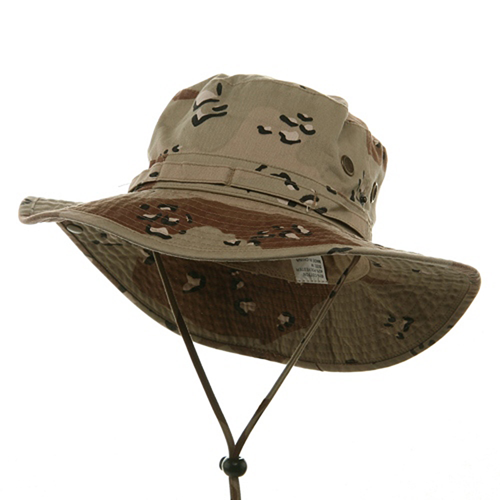 Washed Hunting Hat-Desert - Hats and Caps Online Shop - Hip Head Gear