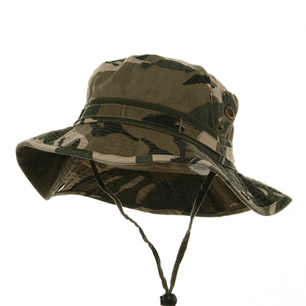 Washed Hunting Hat-Safari - Hats and Caps Online Shop - Hip Head Gear