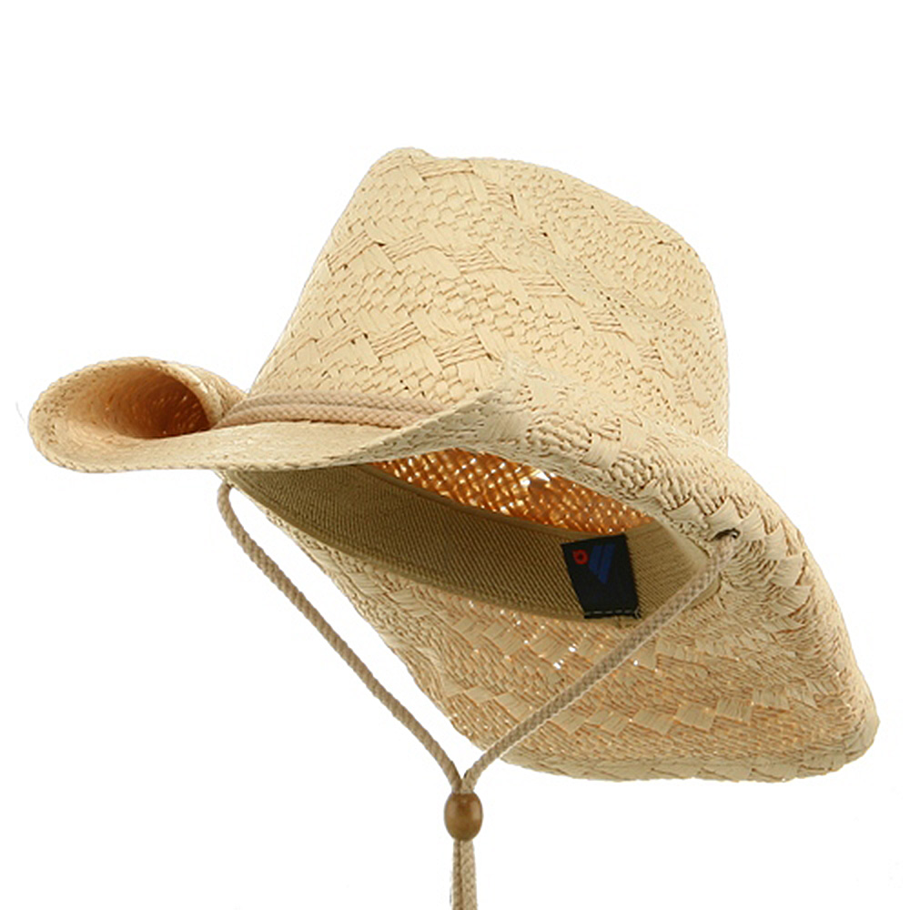 Ladies Toyo Cowboy Hat - Natural - Hats and Caps Online Shop - Hip Head Gear