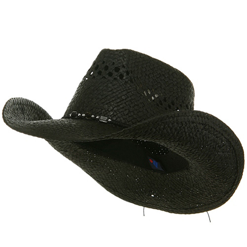 Outback Toyo Cowboy Hat-Black - Hats and Caps Online Shop - Hip Head Gear
