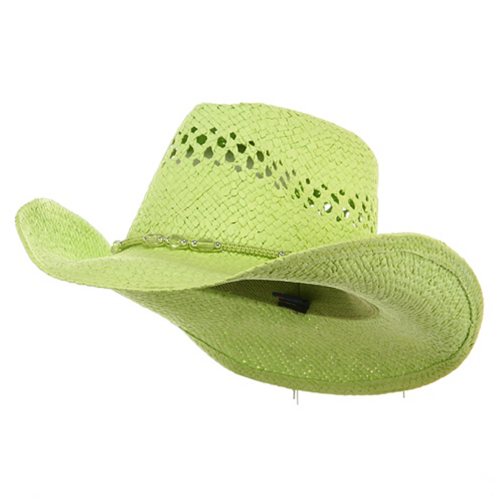 Outback Toyo Cowboy Hat-Lime - Hats and Caps Online Shop - Hip Head Gear