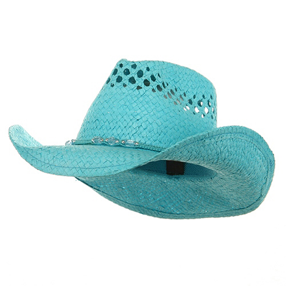 Outback Toyo Cowboy Hat-Turq - Hats and Caps Online Shop - Hip Head Gear