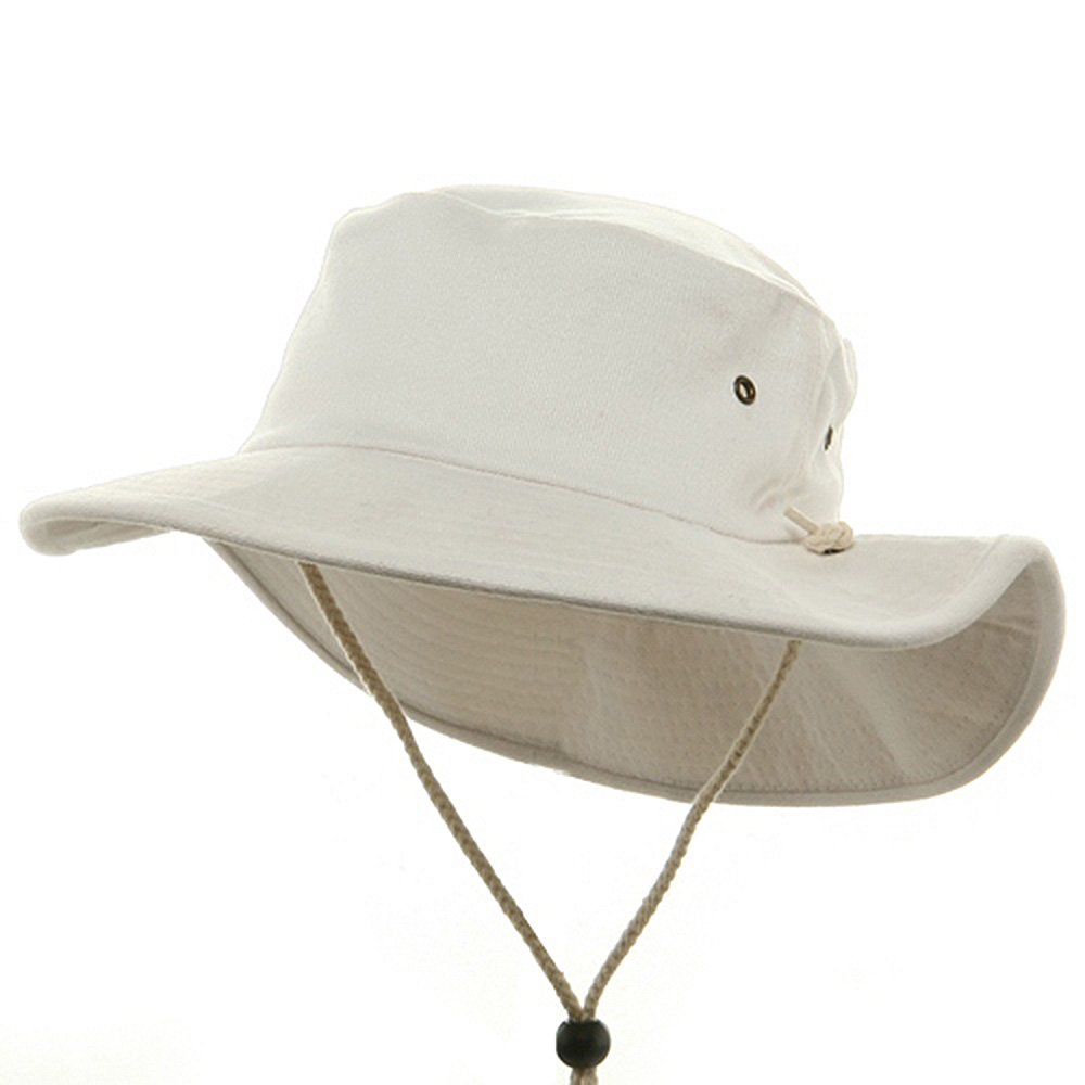 Australian Hat-White - Hats and Caps Online Shop - Hip Head Gear